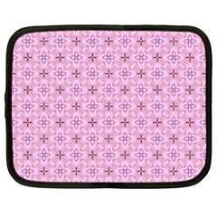 Cute Seamless Tile Pattern Gifts Netbook Case (xl)  by creativemom