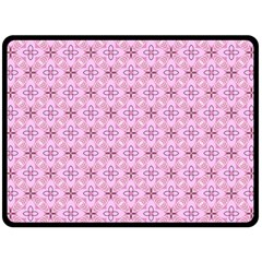 Cute Seamless Tile Pattern Gifts Fleece Blanket (large)  by creativemom