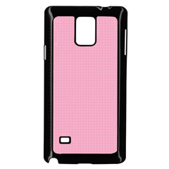 Cute Seamless Tile Pattern Gifts Samsung Galaxy Note 4 Case (black) by creativemom