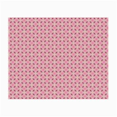 Cute Seamless Tile Pattern Gifts Small Glasses Cloth (2-side)