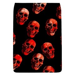 Skulls Red Flap Covers (S)