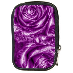 Gorgeous Roses,purple  Compact Camera Cases