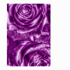 Gorgeous Roses,purple  Small Garden Flag (two Sides)