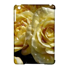 Yellow Roses Apple Ipad Mini Hardshell Case (compatible With Smart Cover)