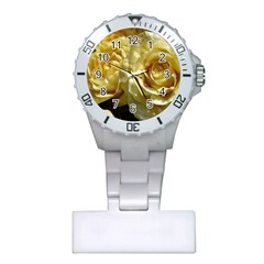 Yellow Roses Nurses Watches