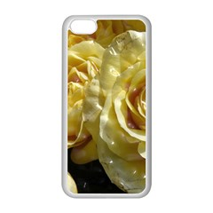 Yellow Roses Apple Iphone 5c Seamless Case (white)