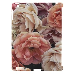 Great Garden Roses, Vintage Look  Apple Ipad 3/4 Hardshell Case (compatible With Smart Cover)