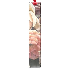 Great Garden Roses, Vintage Look  Large Book Marks
