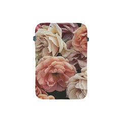 Great Garden Roses, Vintage Look  Apple Ipad Mini Protective Soft Cases by MoreColorsinLife