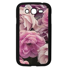 Great Garden Roses Pink Samsung Galaxy Grand Duos I9082 Case (black)