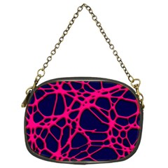 Hot Web Pink Chain Purses (two Sides)  by ImpressiveMoments