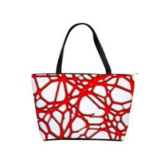 Hot Web Red Shoulder Handbags by ImpressiveMoments