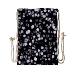 Chaos Decay Drawstring Bag (small) by KirstenStar