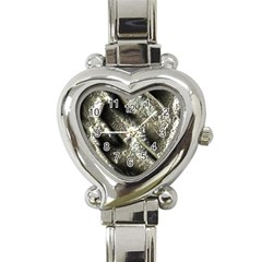 Brilliant Metal 5 Heart Italian Charm Watch by MoreColorsinLife