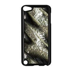 Brilliant Metal 5 Apple Ipod Touch 5 Case (black) by MoreColorsinLife