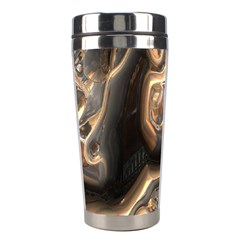 Brilliant Metal 4 Stainless Steel Travel Tumblers by MoreColorsinLife