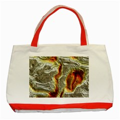 Brilliant Metal 3 Classic Tote Bag (red)  by MoreColorsinLife