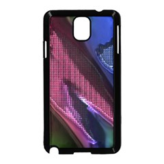 Colorful Broken Metal Samsung Galaxy Note 3 Neo Hardshell Case (black) by MoreColorsinLife