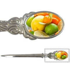 Citrus Fruits Letter Openers by emkurr