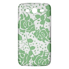 Floral Wallpaper Green Samsung Galaxy Mega 5 8 I9152 Hardshell Case  by ImpressiveMoments