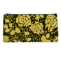 Floral Wallpaper Forest Pencil Cases by ImpressiveMoments