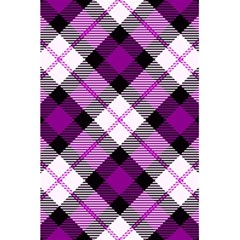 Smart Plaid Purple 5 5  X 8 5  Notebooks by ImpressiveMoments