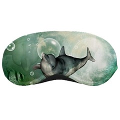 Funny Dswimming Dolphin Sleeping Masks