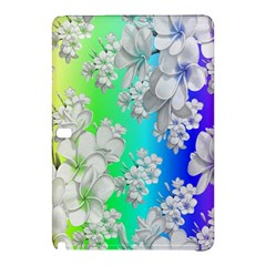 Delicate Floral Pattern,rainbow Samsung Galaxy Tab Pro 12 2 Hardshell Case by MoreColorsinLife