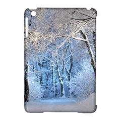 Another Winter Wonderland 1 Apple Ipad Mini Hardshell Case (compatible With Smart Cover) by MoreColorsinLife