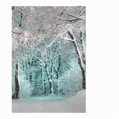Another Winter Wonderland 2 Small Garden Flag (two Sides) by MoreColorsinLife