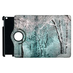 Another Winter Wonderland 2 Apple Ipad 3/4 Flip 360 Case