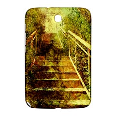Up Stairs Samsung Galaxy Note 8 0 N5100 Hardshell Case  by MoreColorsinLife