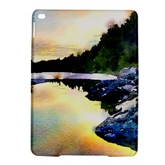 Stunning Nature Evening Ipad Air 2 Hardshell Cases by MoreColorsinLife
