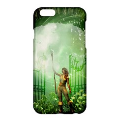 The Gate In The Magical World Apple Iphone 6/6s Plus Hardshell Case by FantasyWorld7