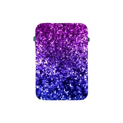 Midnight Glitter Apple Ipad Mini Protective Soft Cases by KirstenStar
