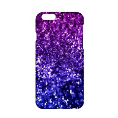 Midnight Glitter Apple Iphone 6/6s Hardshell Case by KirstenStar