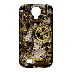 Metal Steampunk  Samsung Galaxy S4 Classic Hardshell Case (pc+silicone) by MoreColorsinLife
