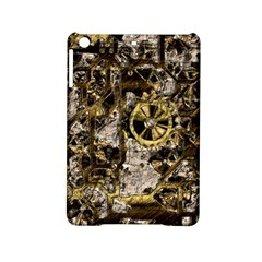 Metal Steampunk  Ipad Mini 2 Hardshell Cases by MoreColorsinLife
