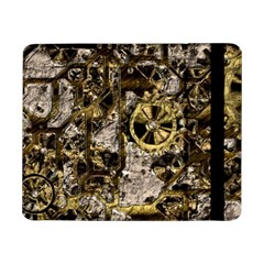 Metal Steampunk  Samsung Galaxy Tab Pro 8 4  Flip Case by MoreColorsinLife