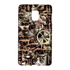 Steampunk 4 Soft Galaxy Note Edge by MoreColorsinLife