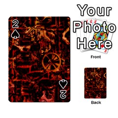 Steampunk 4 Terra Playing Cards 54 Designs