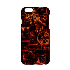 Steampunk 4 Terra Apple Iphone 6/6s Hardshell Case by MoreColorsinLife