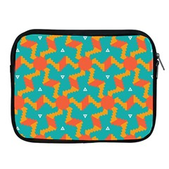 Sun Pattern Apple Ipad 2/3/4 Zipper Case by LalyLauraFLM