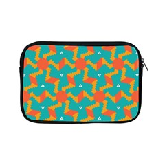 Sun Pattern Apple Ipad Mini Zipper Case by LalyLauraFLM