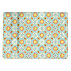 Cute Seamless Tile Pattern Gifts Samsung Galaxy Tab 10 1  P7500 Flip Case by creativemom