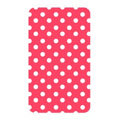 Hot Pink Polka Dots Memory Card Reader by creativemom