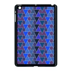 Geo Fun 7 Inky Blue Apple Ipad Mini Case (black)