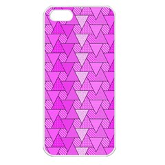 Geo Fun 7 Apple Iphone 5 Seamless Case (white) by MoreColorsinLife