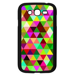 Geo Fun 07 Samsung Galaxy Grand Duos I9082 Case (black) by MoreColorsinLife