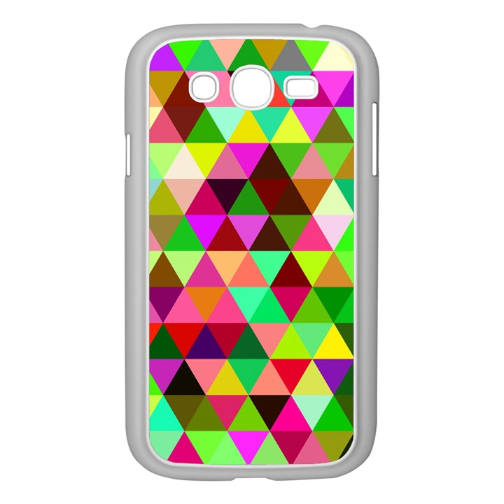 Geo Fun 07 Samsung Galaxy Grand DUOS I9082 Case (White)